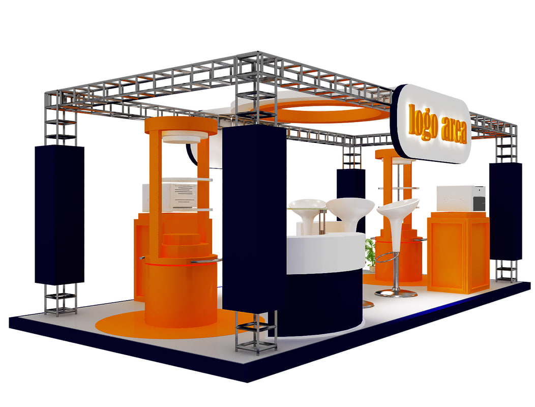max exhibition booth