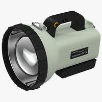 spotlight flashlight green 3ds