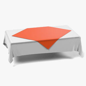 3ds max tablecloth rectangular