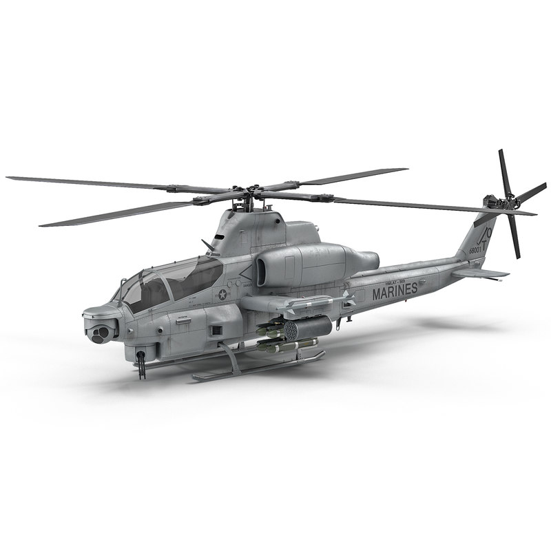 attack helicopter bell ah max