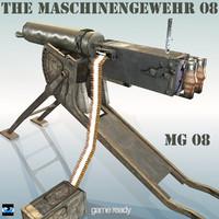 max maschinengewehr 08 mg