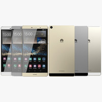 Huawei P8 Max All Colors