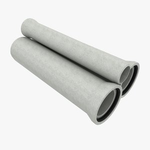 max concrete tube