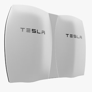 3ds max tesla powerwall