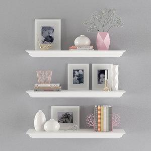 max decorative set