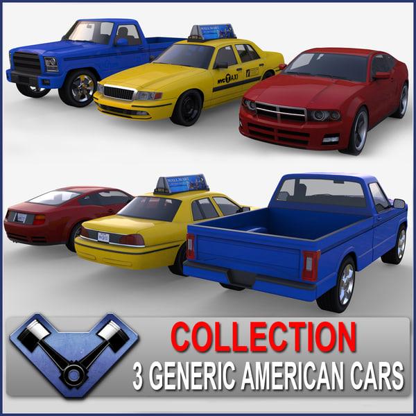 max generic usa cars
