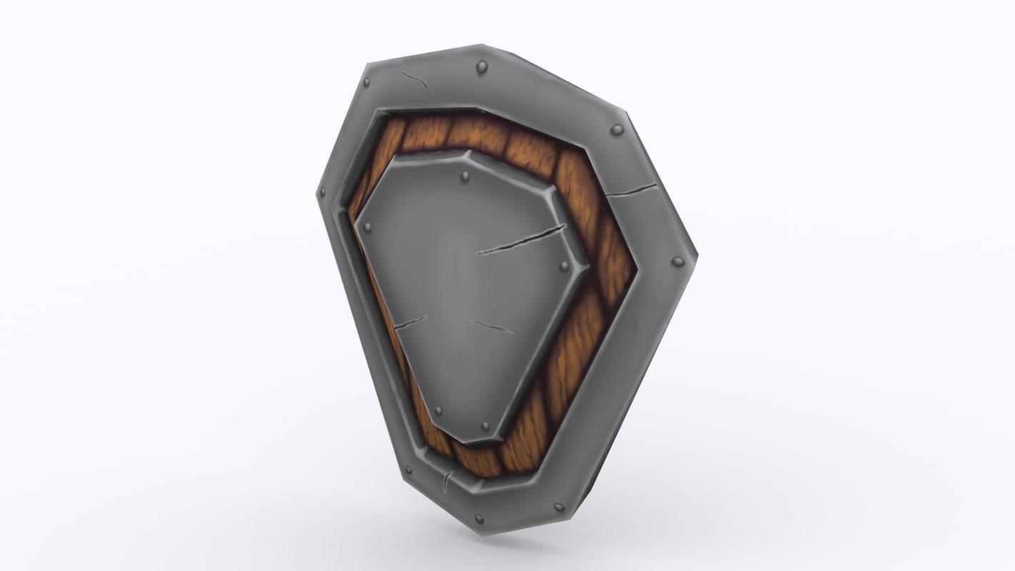 3d max shield
