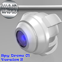 spy drone 01 3ds