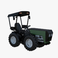 3d w4000 small tractor