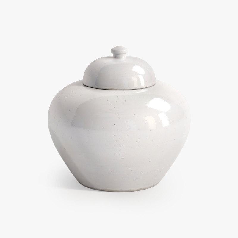 lidded vase max