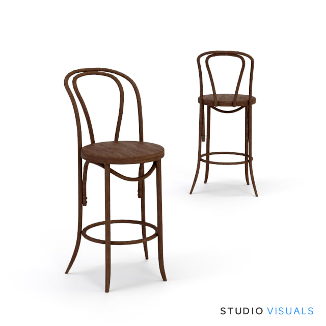 french cafe stool max