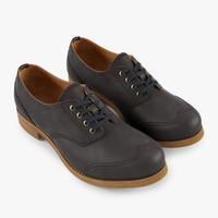 Oxford Black Shoes