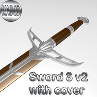 sword cover max