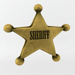 max sheriff star