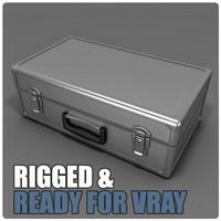 HighRes Aluminium Case