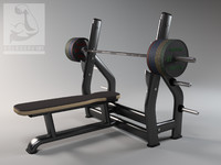 Bench for bench press