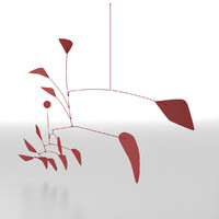 3ds alexander calder big red