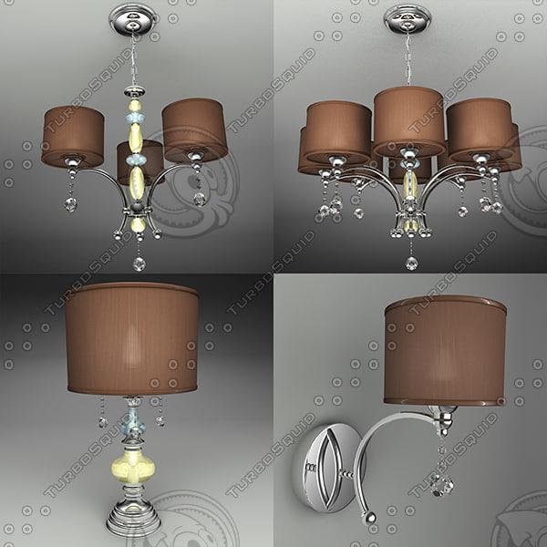lamp light fbx