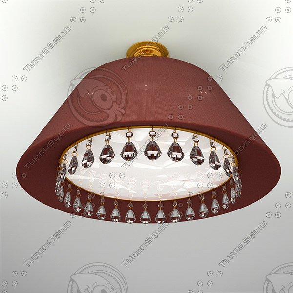 lamp light 3d model