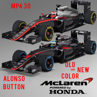 3d wheels fernando alonso