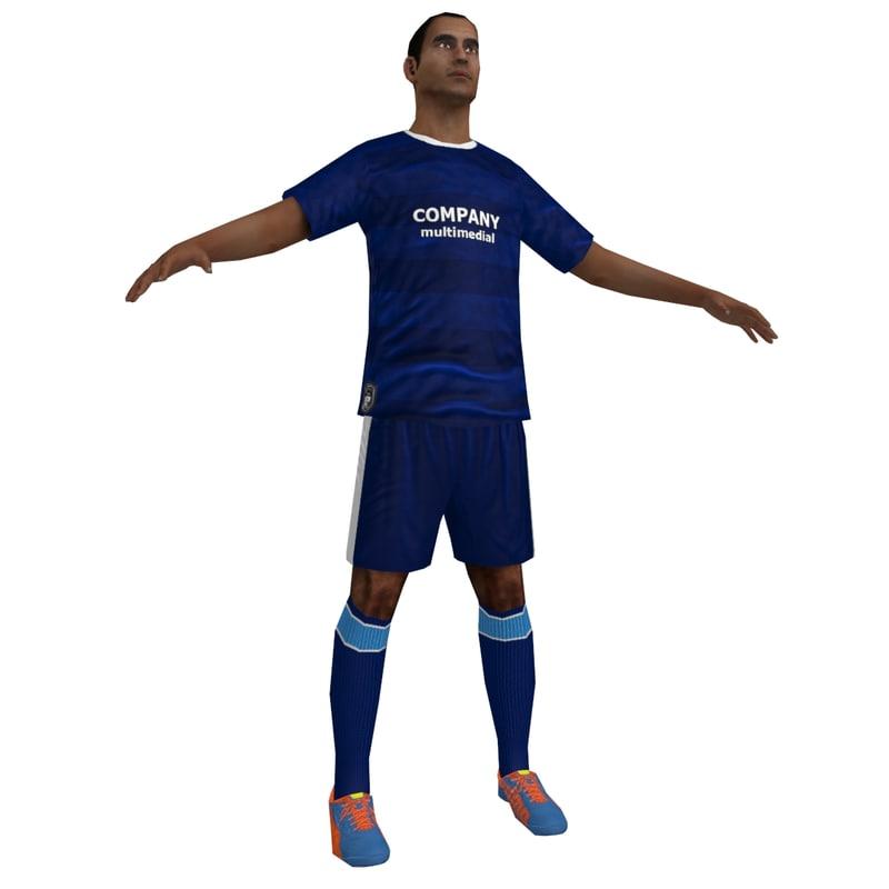 max soccer player 6