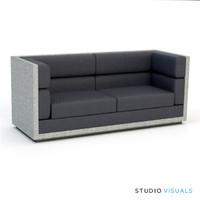 3ds max berlin 2 sofa
