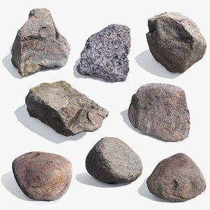 3d pack stones 2