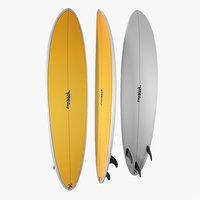 Surfboard Funboard 3