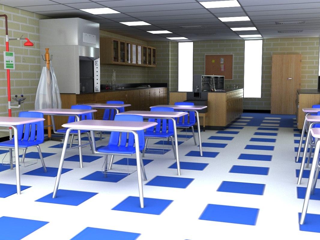 3d science laboratory