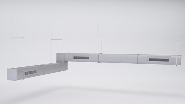 vent ventilation 3d model