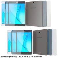 Samsung Galaxy Tab A 8.0 & 9.7 Collection