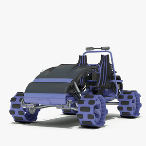 vehicle concept - froggy max