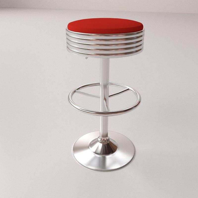 3d bar stool v3