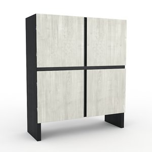 3d franziskus highboard lambert model