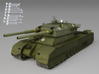 panzer p-1000 ratte landkreuzer max