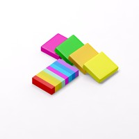 rainbow eraser set 3d model