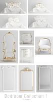 classic bedroom 2013 3d model
