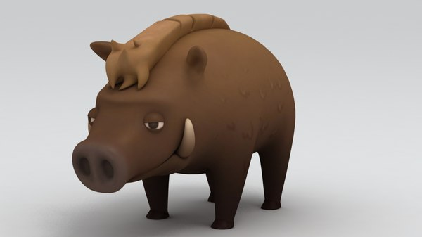 max boar character