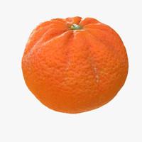 Realistic Tangerine 2
