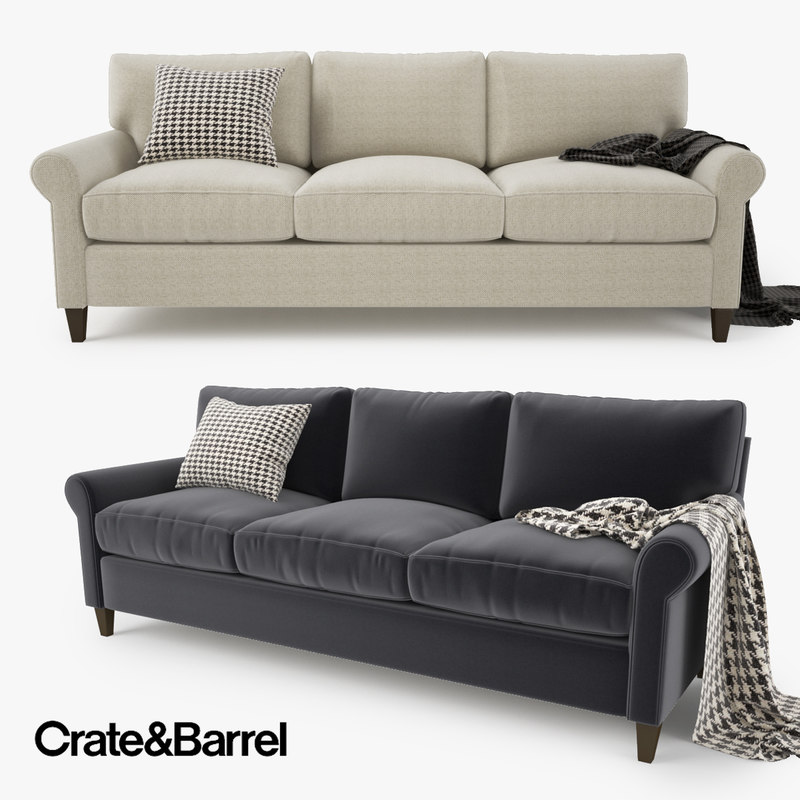 Sofas Crate And Barrel Reviewed The Most Comfortable Sofas