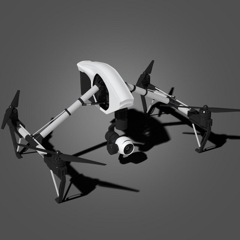 3dsmax quadrocopter quads