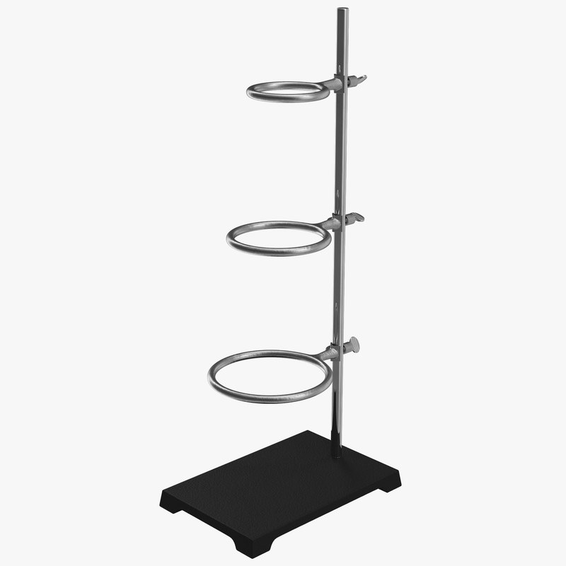 max ring stand iron utility