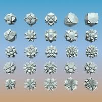 max geometric shape pack