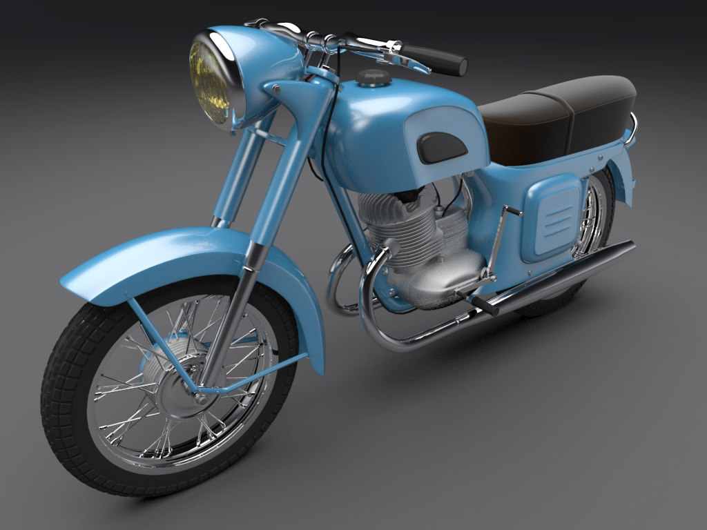motorcycle k-175 max