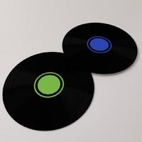 vinyl record 3ds