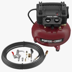 3d umc pancake compressor porter