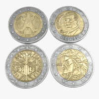 3ds 2 euro coins