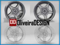 Vaska Car Wheel