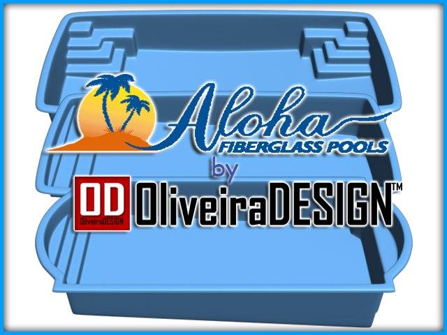 3d aloha fiber pools pack