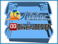 3d aloha fiber pools pack